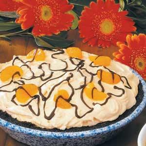 Mountainous Mandarin Pie Recipe