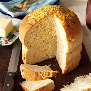 No-Knead Casserole Bread Recipe