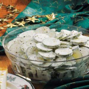 Easy Cucumbers in Cream Recipe