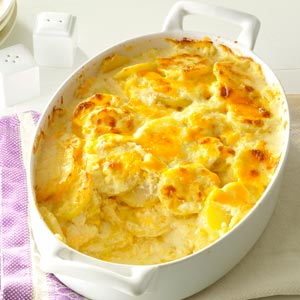 Scalloped Potato Recipes