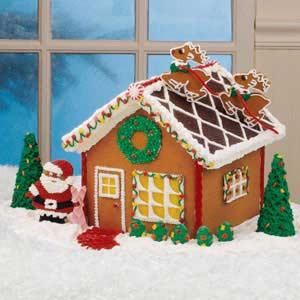 Santa's Workshop Recipe