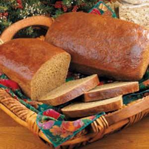 Molasses Oat Bread Recipe