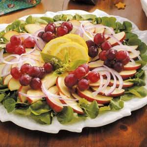 Winter Fruit and Watercress Salad Recipe