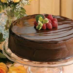 Rich Chocolate Cake Recipe