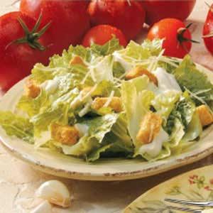 Mock Caesar Salad Recipe