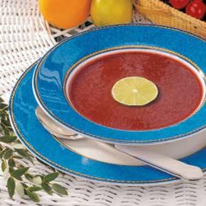 Tart Cherry Soup Recipe