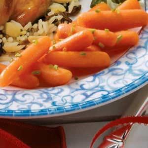 Sweet Carrots Recipe