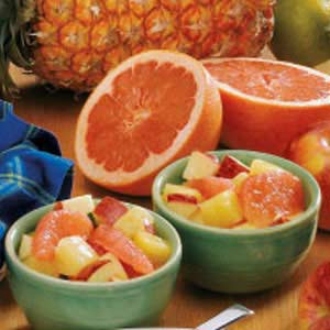 Compote of Fruit Recipe