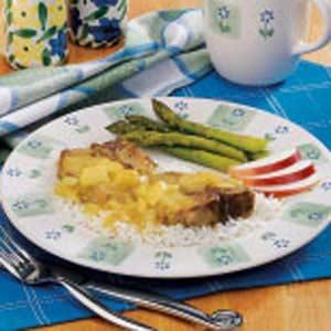 Curried Lamb Chops Recipe