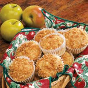 Raisin Apple Muffins Recipe