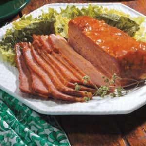 Glazed Corned Beef Recipe