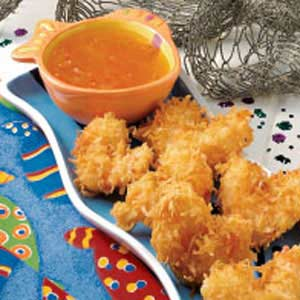 Coconut Fried Shrimp Recipe