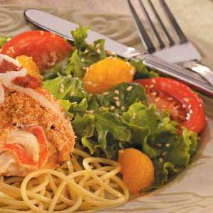 Sweet Sesame Salad Recipe