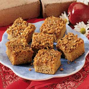 Apple Cake With Caramel Topping Recipe Taste Of Home