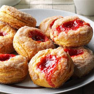 Cinnamon Fruit Biscuits Recipe