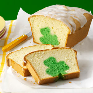 11 Shamrock-Shaped Recipes