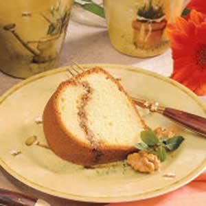 Walnut-Rippled Coffee Cake Recipe