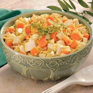 Orange Chicken Supper Recipe