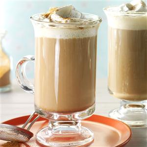 Easy Spiced Morning Mocha Recipe