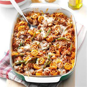 Wagon Wheel Casserole Recipe