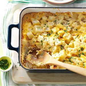 Favorite Cheesy Potatoes Recipe