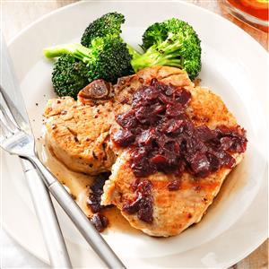 Savory Blueberry-Onion Jam Recipe