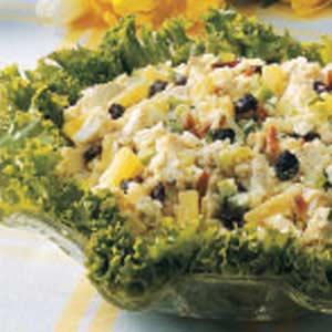 Contest-Winning Curried Rice Salad Recipe