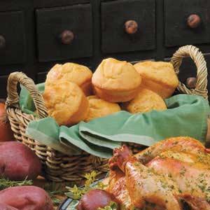 Dot's Corn Muffins Recipe