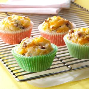 On-the-Go Breakfast Muffins Recipe