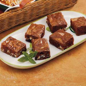 Marbled Chocolate Bars Recipe