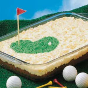 On-The-Green Cake