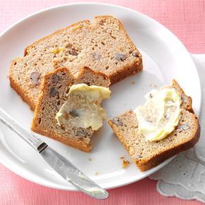 English Marmalade Pecan Bread Recipe