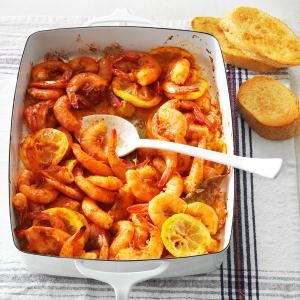 New Orleans-Style Spicy Shrimp Recipe
