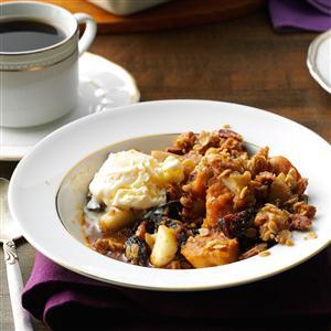 Sweet Potato, Pear, and Fig Crisp Recipe