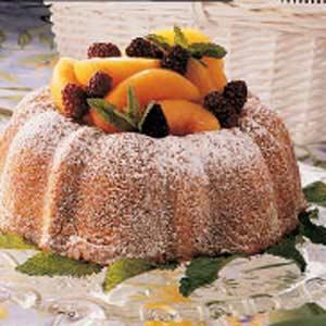 Pound Cake Ring Recipe