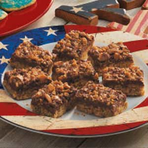 Oatmeal Chocolate Bars Recipe