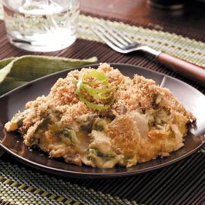 Chicken Asparagus Bake Recipe