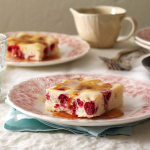 Grandma Pietz's Cranberry Cake Pudding Recipe