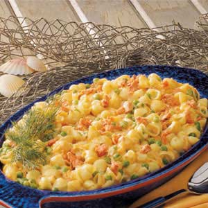 Catch-Of-The-Day Casserole