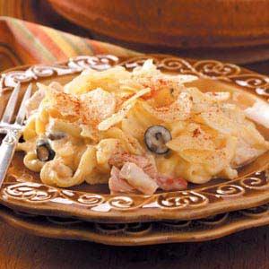 Tuna Noodle Hot Dish Recipe