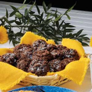 Chewy Fudge Drop Cookies Recipe