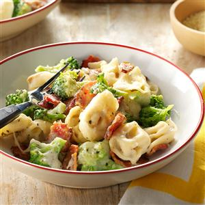 Bacon Tortellini Bake Recipe