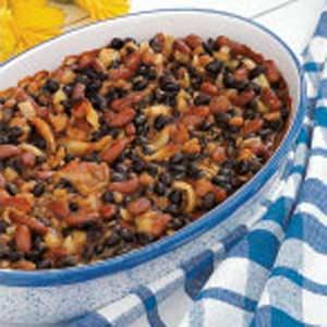 Four-Bean Supreme Recipe