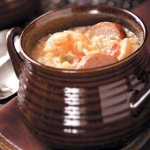 Oven Jambalya Recipe