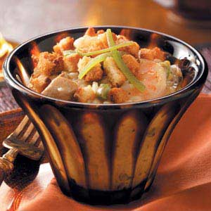 Shrimp and Rice Casserole Recipe