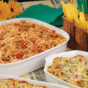 Spaghetti Goulash Recipe