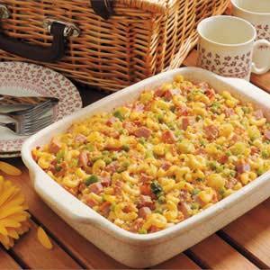 Cheesy Company Casserole Recipe