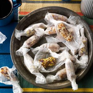 Fruit & Almond Bites Recipe