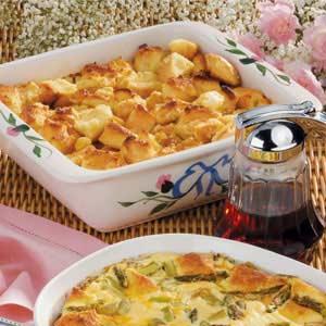 Maple French Toast Casserole Recipe