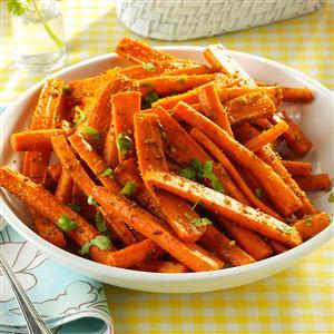 Cumin-Roasted Carrots Recipe
